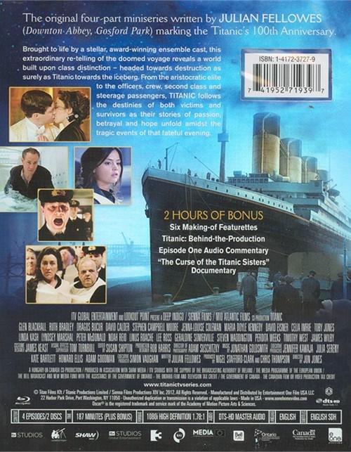 Titanic Blu Ray 2012 Dvd Empire