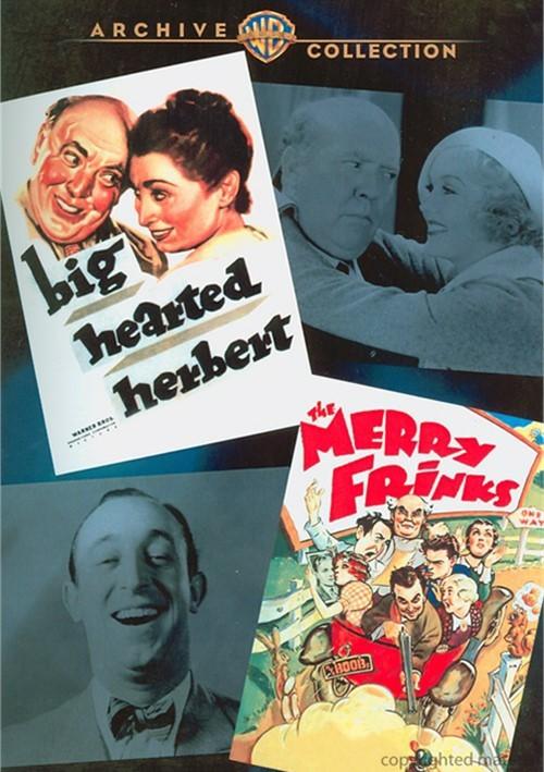 Big Hearted Herbert / Merry Frinks (Double Feature)