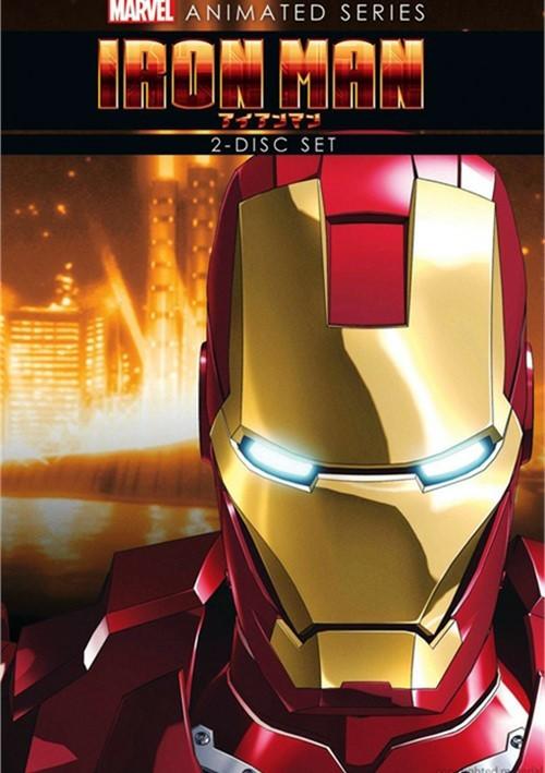 Marvel Animation: Iron Man - Complete Series