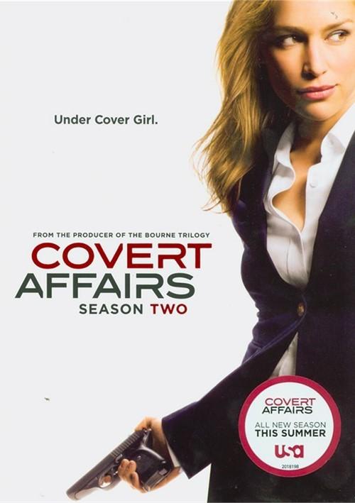 Covert Affairs: Season Two