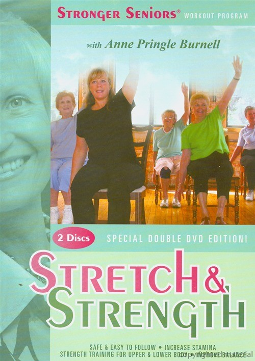 Stronger Seniors: Stretch And Strength