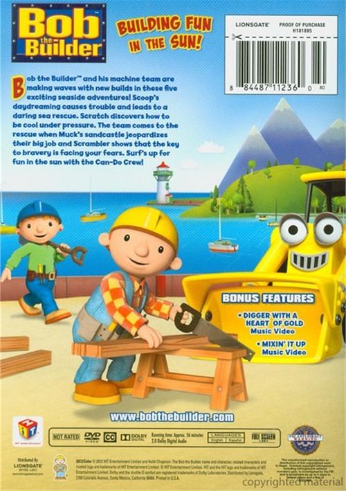 Bob The Builder: Adventures By The Sea (DVD 2012)  DVD Empire