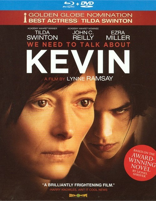 We Need To Talk About Kevin (Blu-ray + DVD Combo)