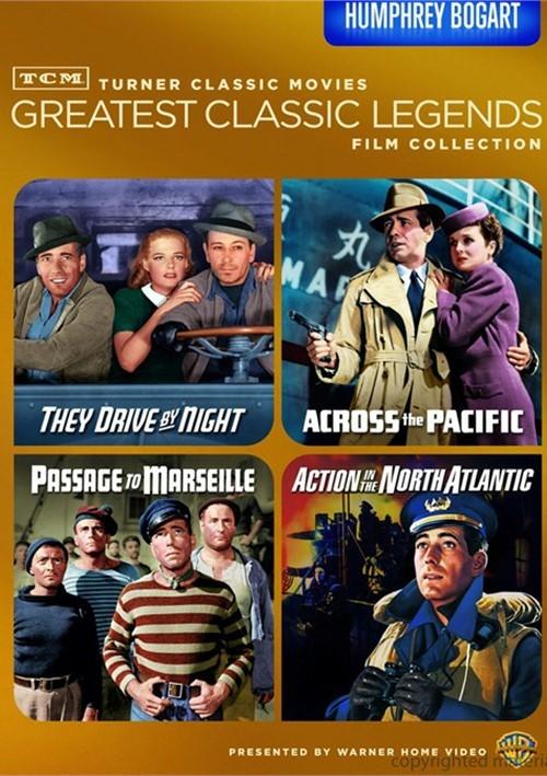 TCM Greatest Classic Films: Legends - Humphrey Bogart