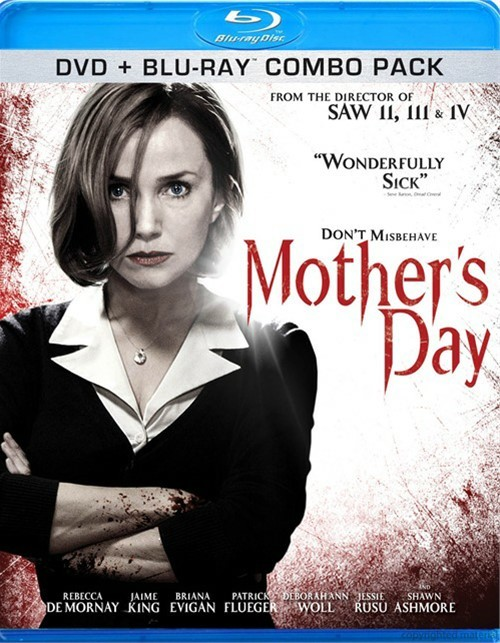 Mothers Day (Blu-ray + DVD Combo)