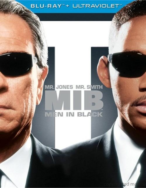 Men In Black (Blu-ray + UltraViolet)