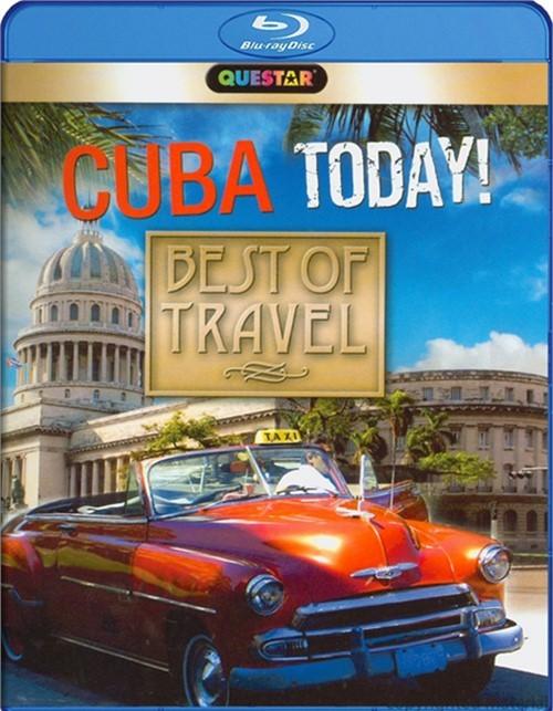 Best Of Travel: Cuba Today! (Blu-ray + DVD + Digital Copy)