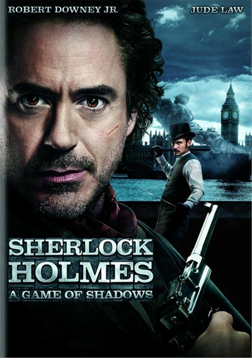 Sherlock Holmes: A Game Of Shadows (DVD + Digital Copy)
