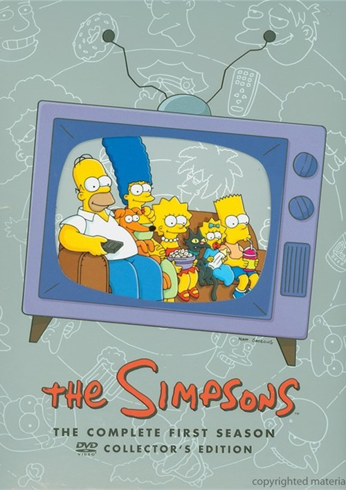 Simpsons, The: The Complete First Season