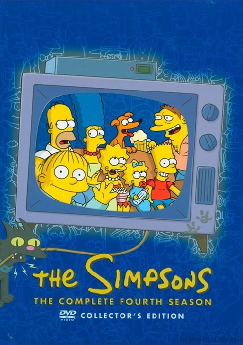 Simpsons, The: The Complete Fourth Season