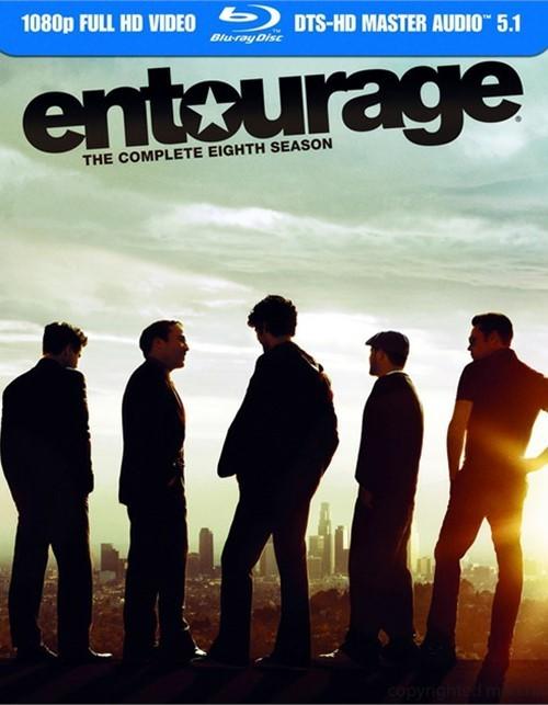 Entourage: The Complete Eighth Season