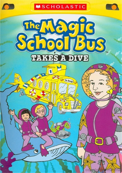 The Magic School Bus: Takes a Dive - YouTube