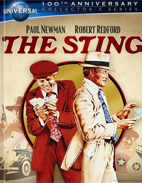 Sting, The (Digibook + Blu-ray + DVD + Digital Copy)