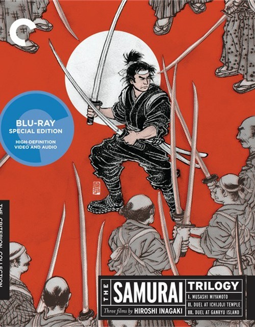 Samurai Trilogy, The: The Criterion Collection