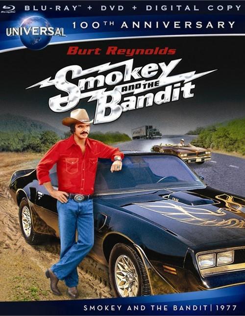 Smokey And The Bandit (Blu-ray + DVD + Digital Copy)