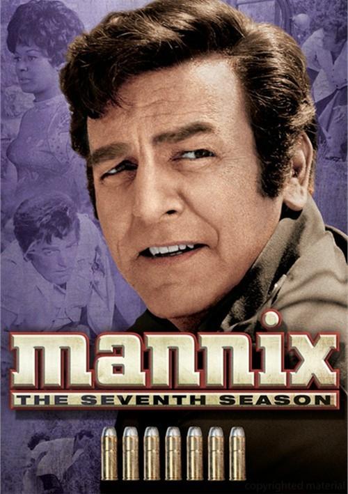 Mannix: The Seventh Season