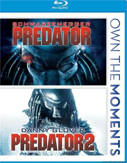 Predator / Predator 2 (Double Feature)