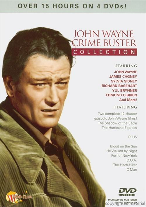 John Wayne Crime Buster Collection
