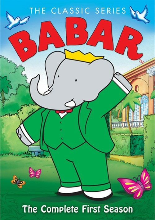 Babar The Classic Series: The Complete First Season