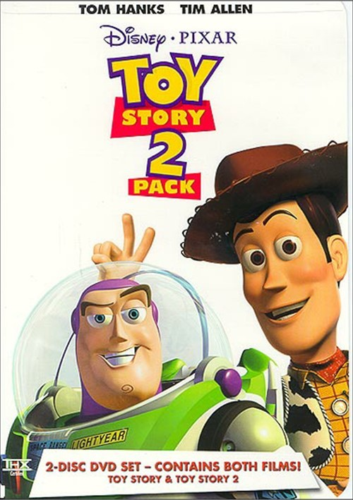 Toy Story/ Toy Story 2 (2-Disc DVD Set)