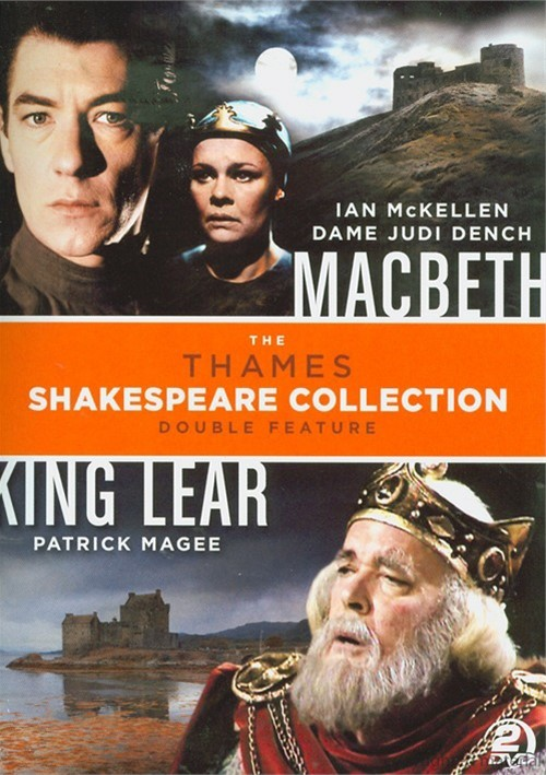 Shakespeare Classic Tragedies: MacBeth / King Lear (Double Feature)