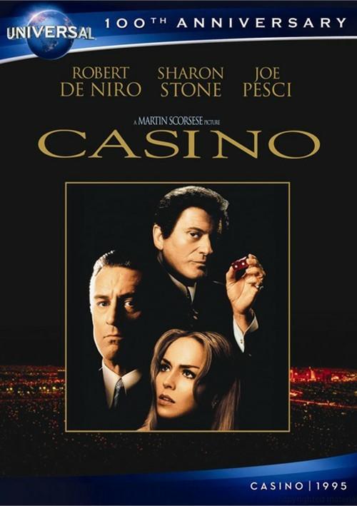 Casino (DVD + Digital Copy Combo)