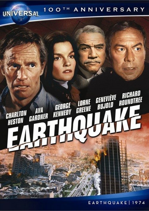 Earthquake (DVD + Digital Copy Combo)