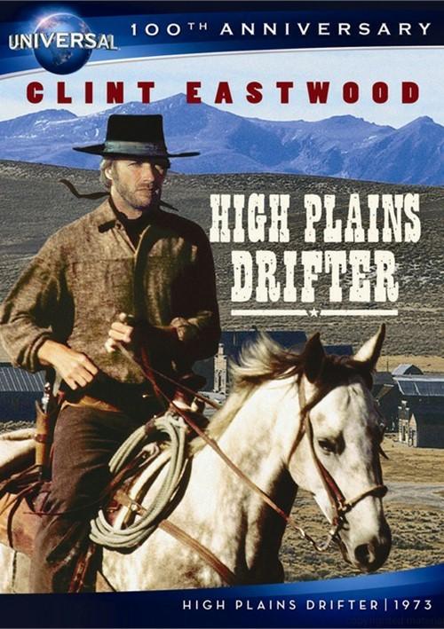 High Plains Drifter (DVD + Digital Copy Combo)