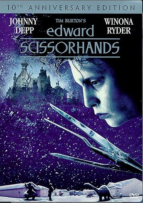 Edward Scissorhands (Widescreen)
