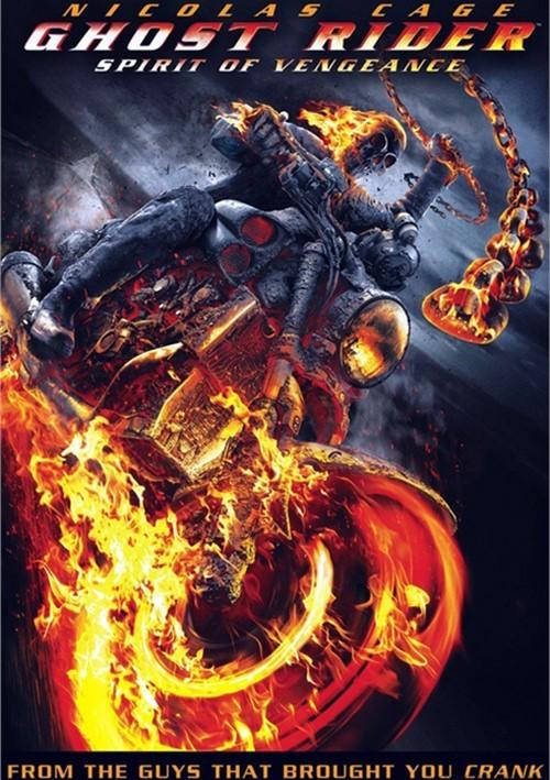 Ghost Rider: Spirit Of Vengeance (DVD + UltraViolet)