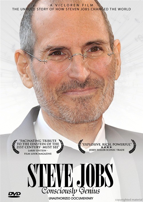 Steve Jobs: Consciously Genius