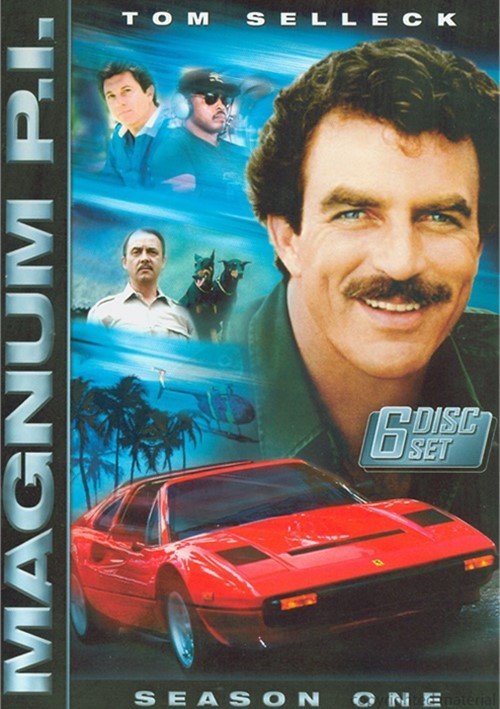 Magnum P.I.: The Complete First Season (Repackage)