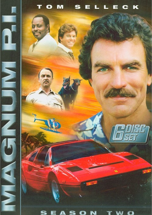 Magnum P.I.: The Complete Second Season (Repackage)