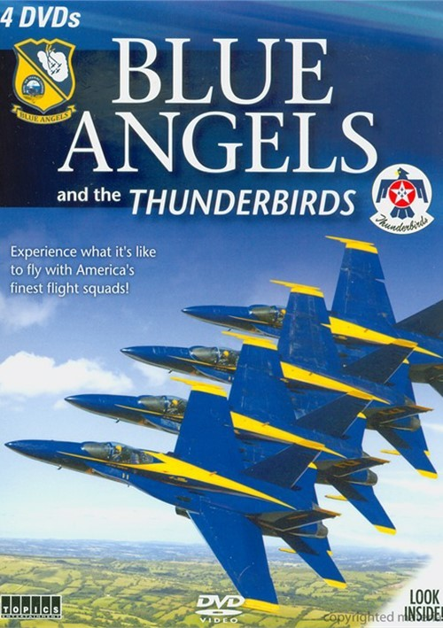 Blue Angels And The Thunderbirds