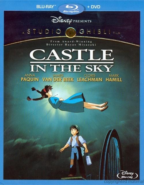 Castle In The Sky (Blu-ray + DVD Combo)