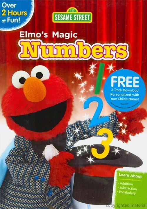 Sesame Street: Elmos Magic Number