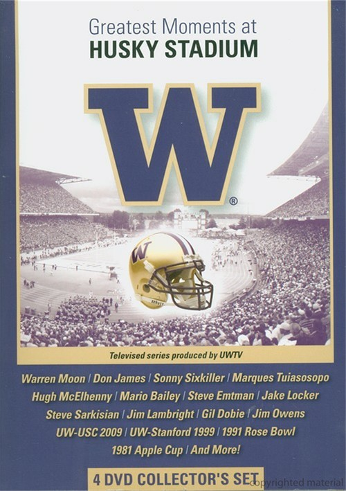 Greatest Moments At Husky Stadium