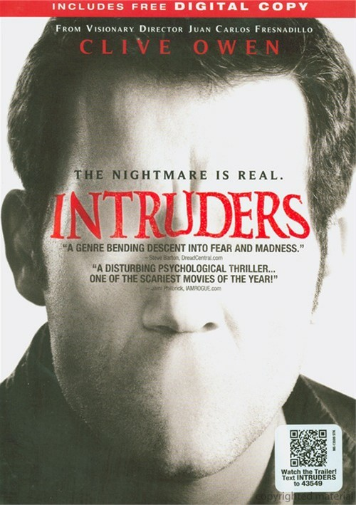 Intruders (DVD + Digital Copy Combo)