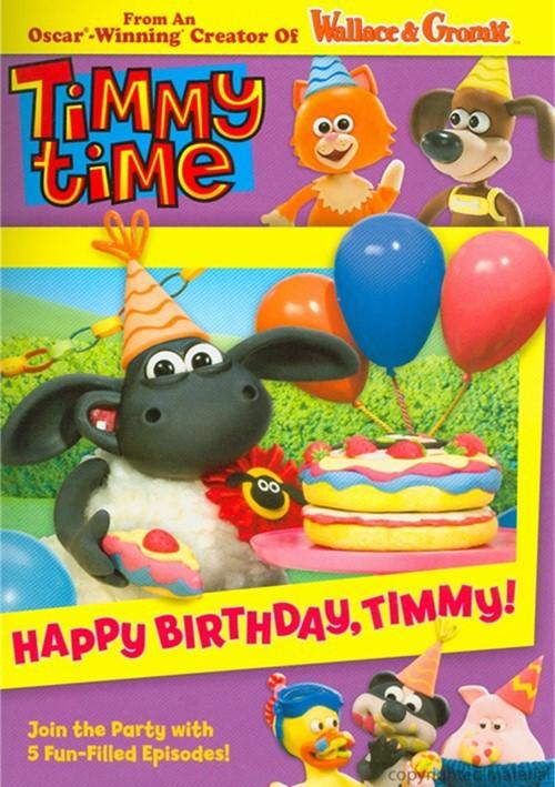 Timmy Time: Happy Birthday, Timmy!