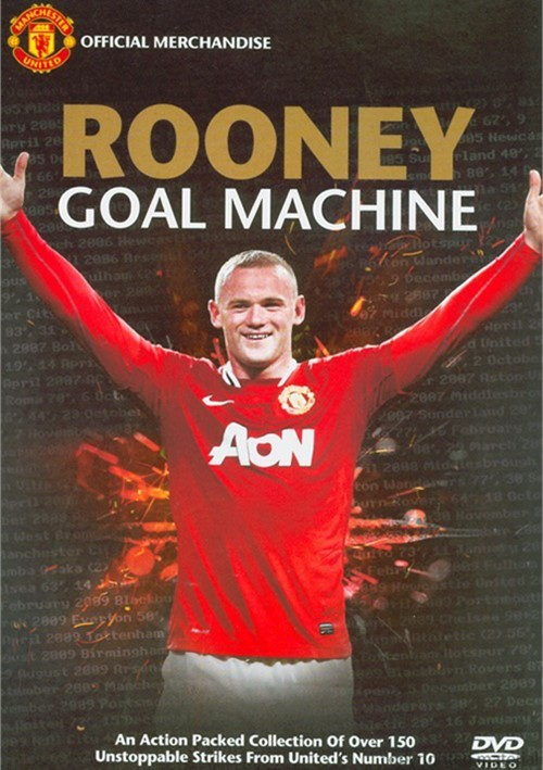 Manchester United: Rooney Goal Machine