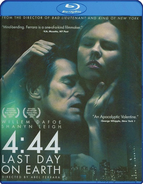 4:44 Lasts Days On Earth