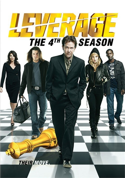 Leverage: The 4th Season