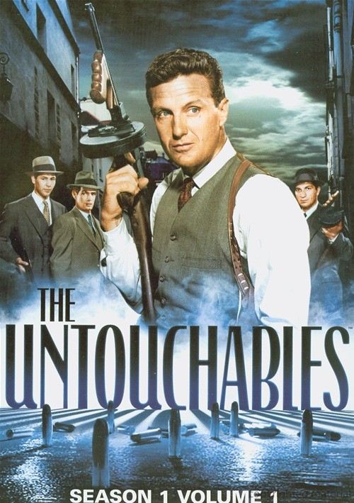 Untouchables, The: Complete Series Pack
