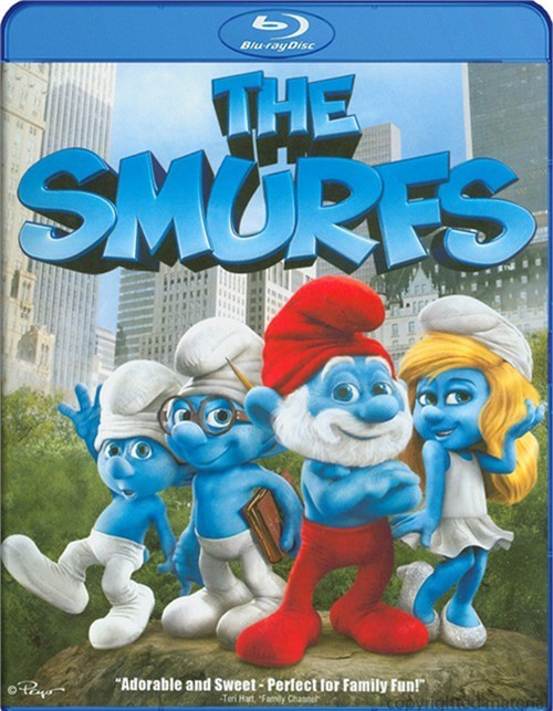 Smurfs, The (Blu-ray + UltraViolet)