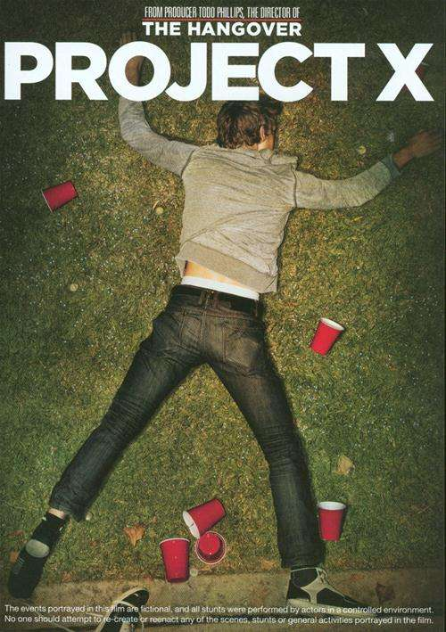Project X (DVD + UltraViolet)