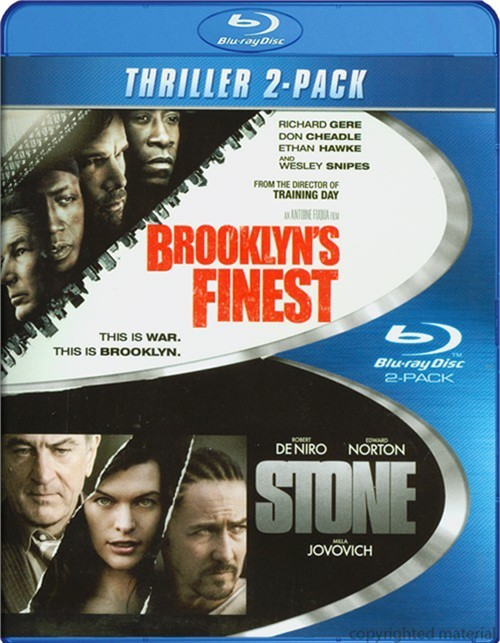 Brooklyns Finest / Stone (2 Pack)
