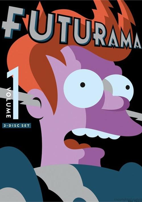 Futurama: Volume 1 (Repackage)