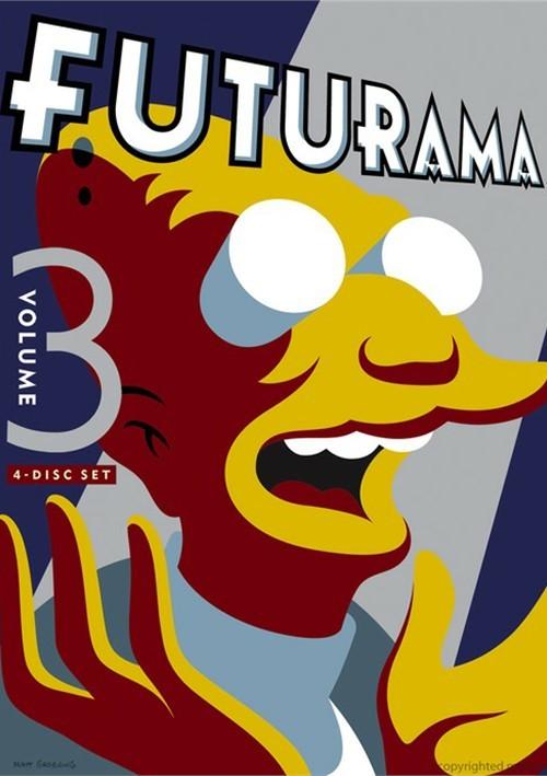 Futurama: Volume 3 (Repackage)