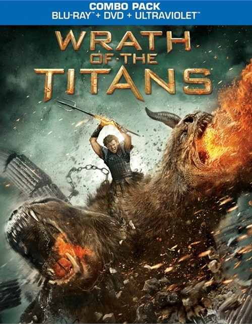 Wrath Of The Titans (Blu-ray + DVD + UltraViolet)