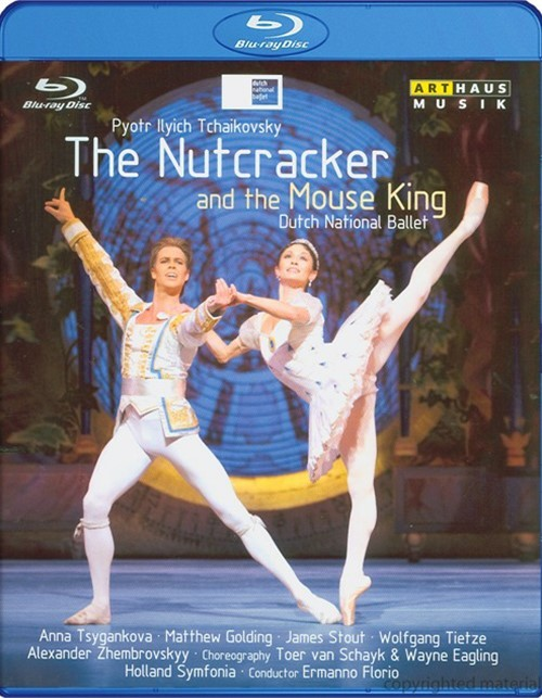 Nutcracker And The Mouse King, The